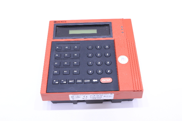 Kronos 480f Time Clock For Sale: KRONOS 460F SERIES 400 8600615-001 TIME CLOCK