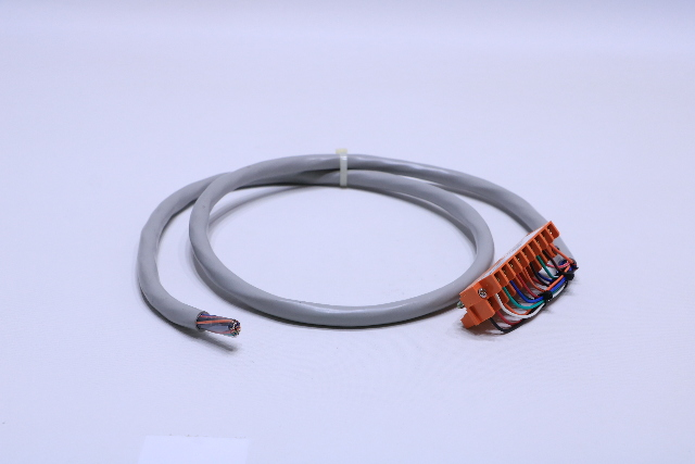 NEW ALLEN BRADLEY 1492-CABLE010RTBO PRE-WIRED CABLE FOR DIGITAL I/O MODULES