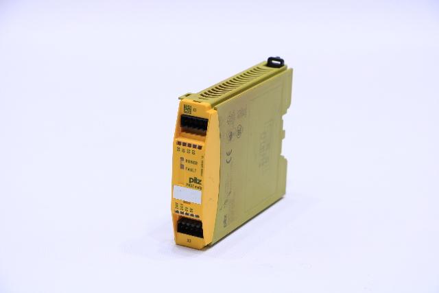 PILZ PNOZ-MO1P SAFETY 7733500 EXPANSION MODULE