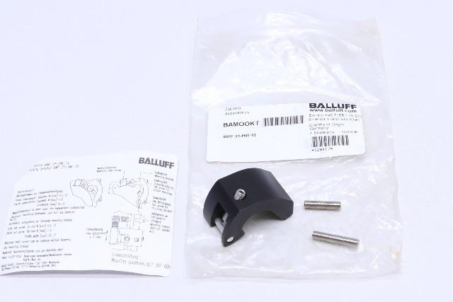 * NEW BALLUFF BMF 21-HW-10 MOUNTING BRACKET FOR BMF 21
