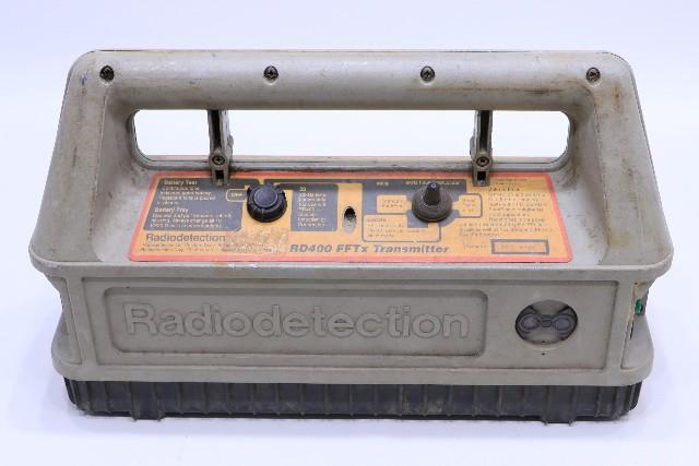 RADIODETECTION RD400 FFTx TRANSMITTER