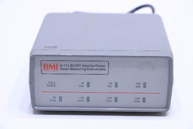 BMI A-111-2485 AC /DC IMPULSE PROBE