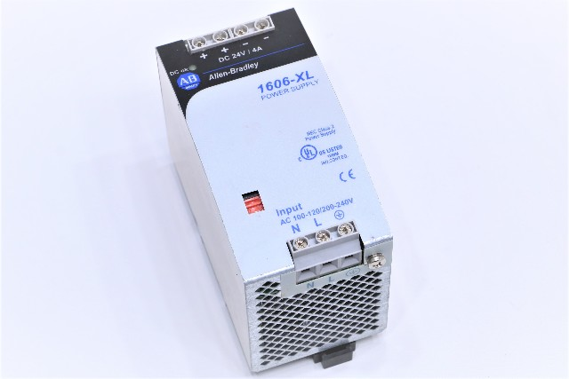 ALLEN BRADLEY 1606-XLDNET4 24VDC POWER SUPPLY