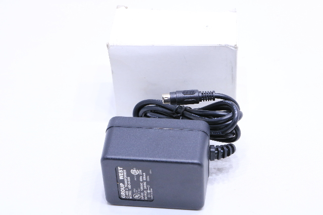 NEW GROUP WEST  48D-24-500 POWER SUPPLY ADAPTOR