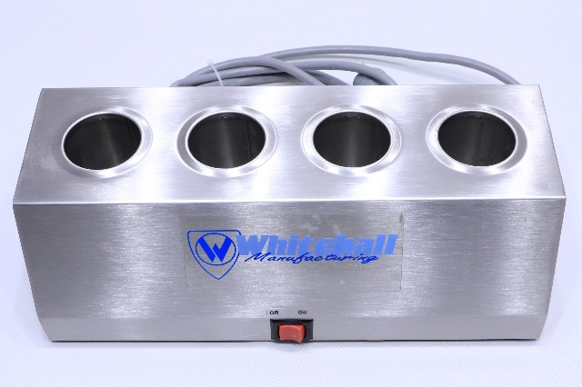 * WHITEHALL EBW4 BOTTLE WARMER