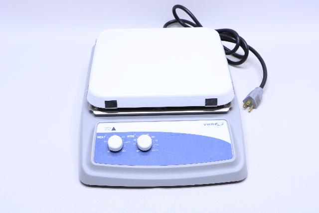 VWR 907042-674 10X10 HOT/STIR CERAMIC HOT PLATE
