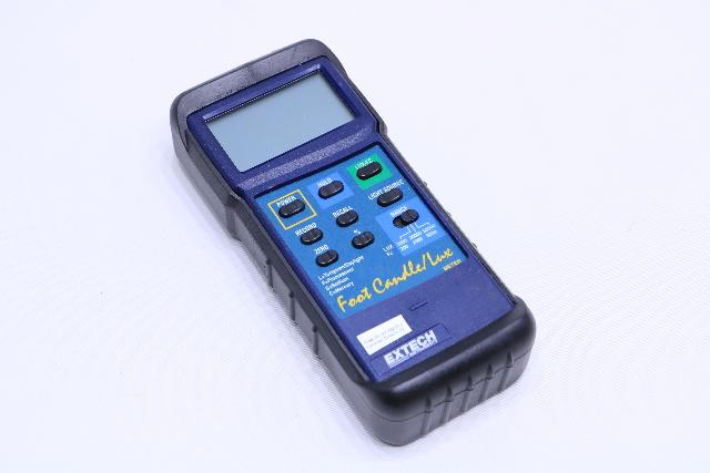 EXTECH RS-232 FOOT CRADLE LUX METER