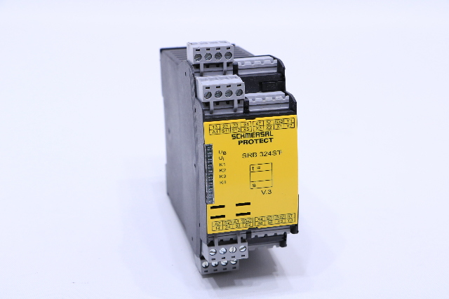 NEW SCHMERSAL SRB-324-ST SAFETY CONTROLLER