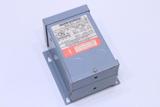 * NEW SQUARE D 100SV1A XFMR DRY 1 PH .1KVA 240X480V-120/240V DRY TRANSFORMER SINGLE PHASE