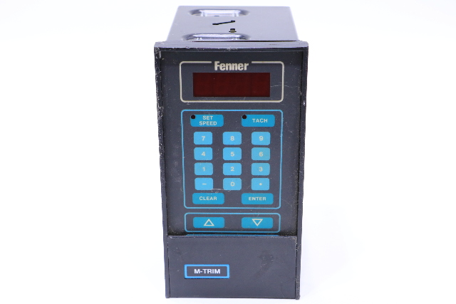 FENNER M-TRIM DIGITAL CONTROLLER