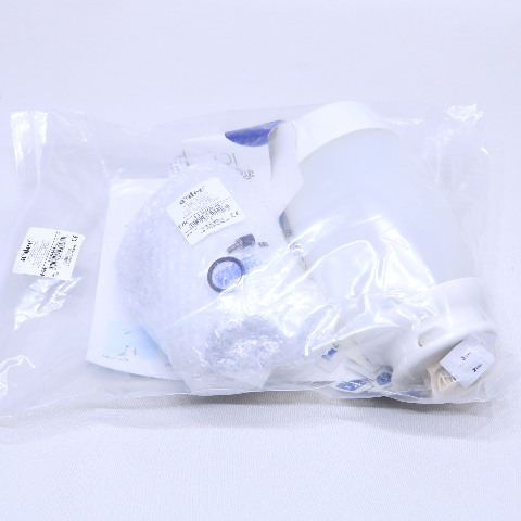 * ADEC 14.0484.00 DENTAL WATER BOTTLE KIT WHITE