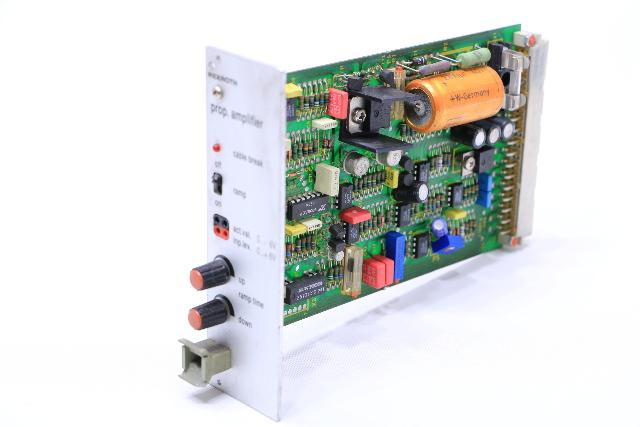 REXROTH VT-50 PROP AMPLIFIER