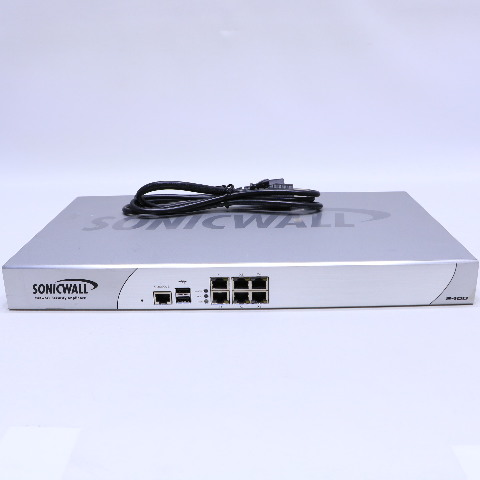 SONICWALL NSA2400 1RK25-084 101-500171-62 FIREWALL VPN NETWORK SECURITY