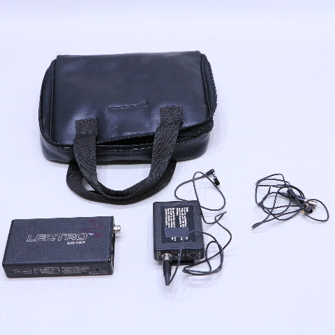 LECTRONICS M187 LECTRO CR187 CASE