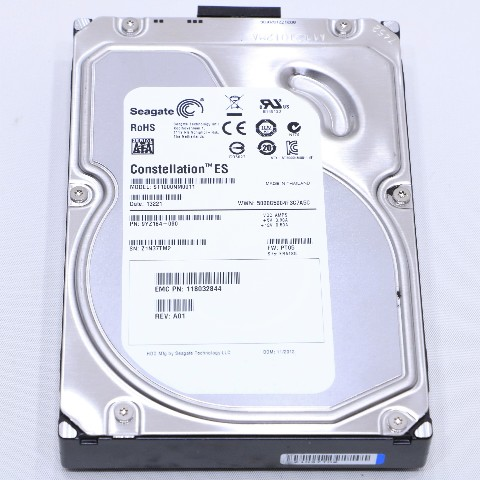 SEAGATE ST1000NM0011 CONSTELLATION ES 1TB HARD DRIVE 3.5