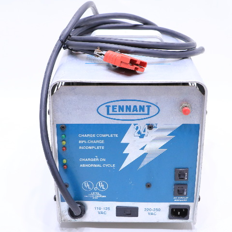 TENNANT SCR241537 24V BATTERY CHARGER
