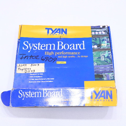 TYAN S1590 COMPUTER SYSTEM BOARD