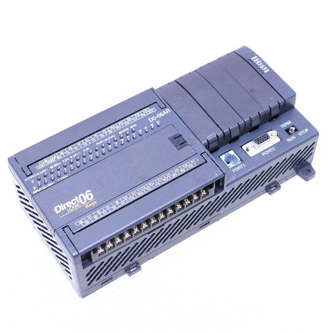 AUTOMATION DIRECT D0-06AR PLC MODULE