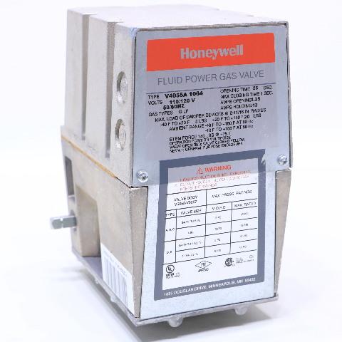 * HONEYWELL V4055A 1064 FLUID POWER G-LP GAS VALVE