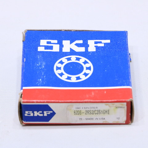 * NEW SKF 6206-2RS2/C3S1GHE BALL BEARING