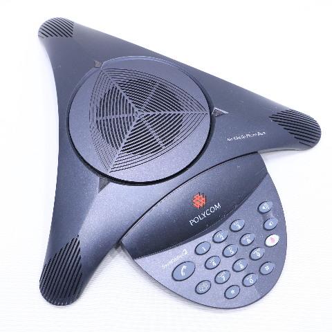 POLYCOM 2201-15100-601 SOUNDSTATION 2 EXPANDABLE CONFERENCE PHONE