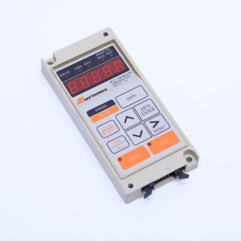 * SAFTRONICS E001077-87 PC3 REMOTE OPERATOR KEYPAD CONTROLLER