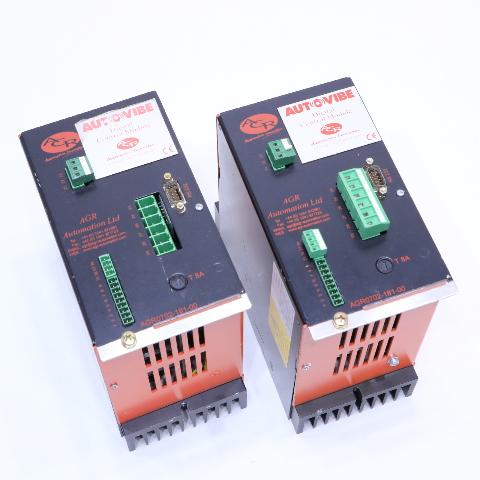 QTY. (1) AGR AUTOMATION AGR0702-181-00 POWER SUPPLY 16AMP 105/210VAC 5-150HZ