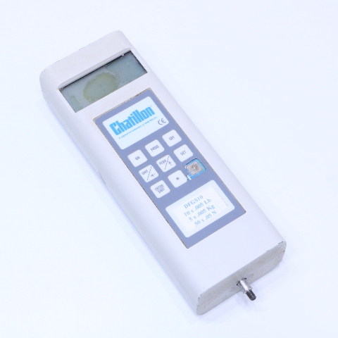 AMETEK CHATILLON DFGS10 DIGITAL FORCE GAUGE