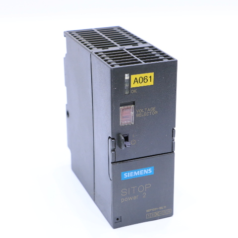 SIEMENS 6EP1331-1SL11 POWER SUPPLY SITOP 2