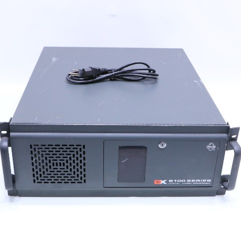 PELCO DX8100 SERIES DIGITAL VIDEO RECORDER