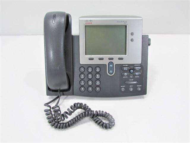 LOT OF (14) CISCO IP PHONES CP-7941G