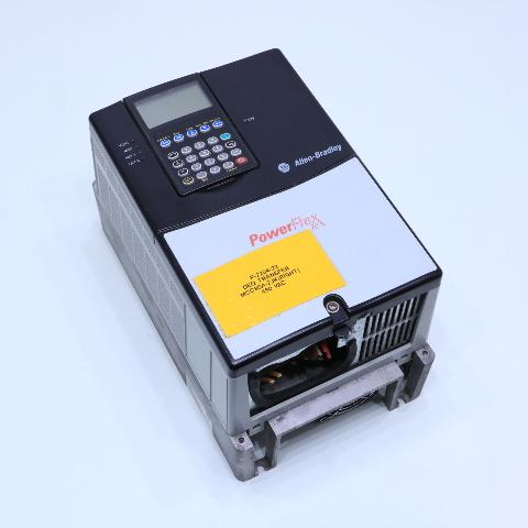 * ALLEN BRADLEY 20AD011A0AYNANNN A DRIVE FW 2.007 7.5HP 11.5AMP 480VAC