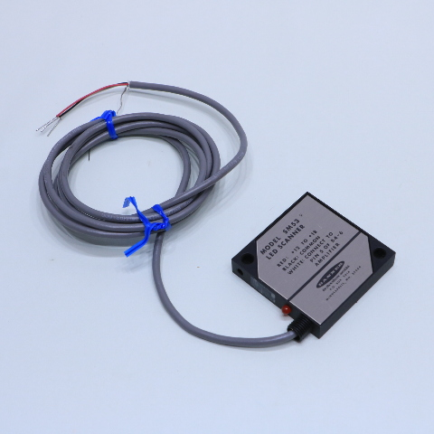 NEW BANNER ENGINEERING SM53 PHOTOELECTRIC EMITTER