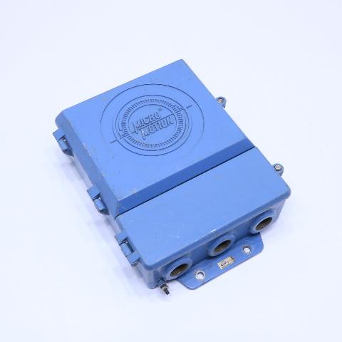 * MICRO MOTION RFT9712 1PNU FLOW TRANSMITTER