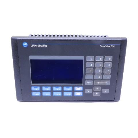 ALLEN BRADLEY 2711-K5A5L1 H FRN 4.41 OPERATOR PANEL