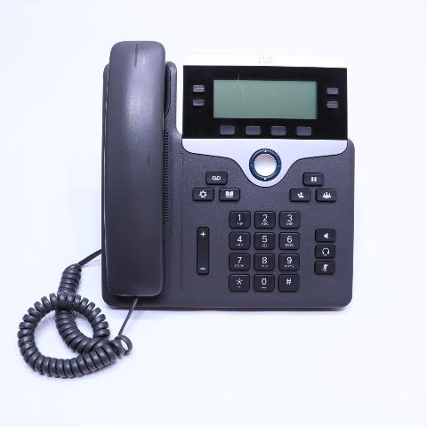 CISCO CP-7841 VoIP BUSINESS OFFICE SPEAKER PHONE
