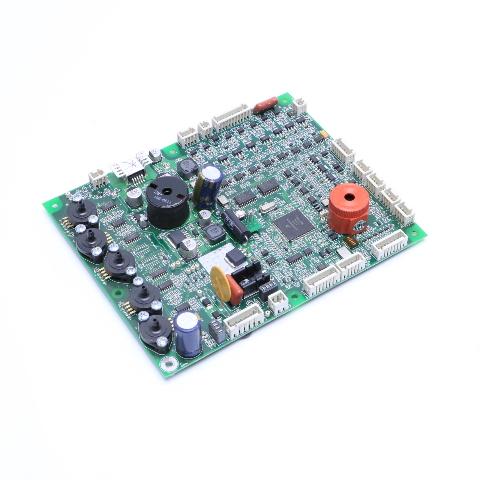 GAYMAR 12036-000 VERSION A.1 MASTER CONTROLLER BOARD 12729000 REV F