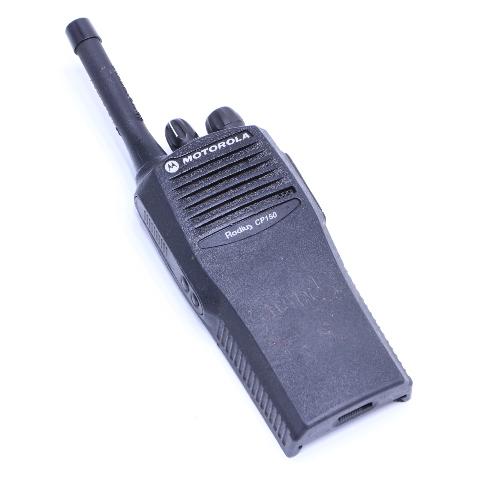 MOTOROLA RADIUS CP150 AAH50RCC9AA2AN 16-CHANNEL RADIO NO BATTERY
