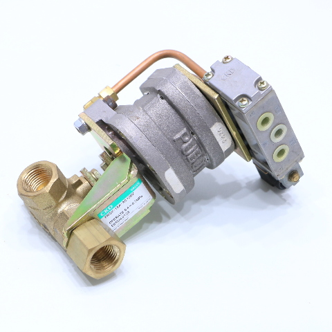 NEW CKD FRGV-15A-AC100V SOLENOID VALVE