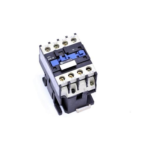 TELEMECANIQUE LC1 D25 10 CONTACTOR 120V COIL 60HZ G6