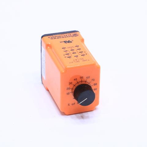 DIVERSIFIED ELECTRONICS TDB-120-AKB-48H TIME DELAY RELAY