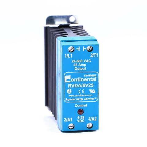 CONTINENTAL RVDA/6V25 SOLID STATE RELAY