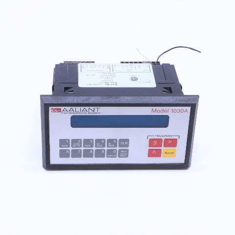AALIANT 1030A FLOW CONTROLLER 57630-465