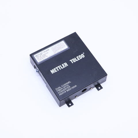 METTLER TOLEDO 0964 DUAL CHANNEL FIBER OPTIC CONVERTER