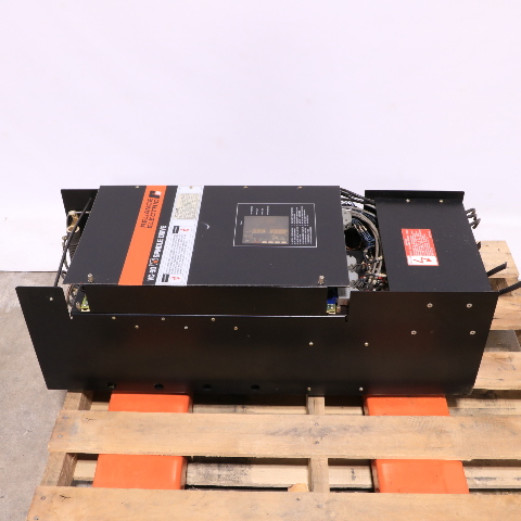 `` RELIANCE ELECTRIC VC-90 SPINDLE DRIVE V0001-RS 802420-2WA 97KVA