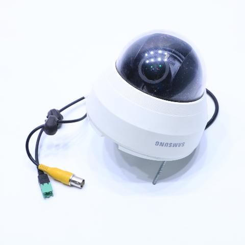 SAMSUNG SCD-5082N DIGITAL COLOR SECURITY CAMERA