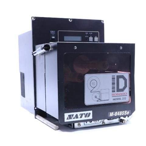SATO 252 M-8485Se D TECHNOLOGY BAR CODE PRINTER SD20794