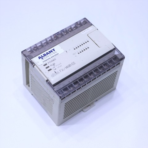 * MITSUBISHI FX0-14MR-ES/UL PROGRAMMABLE CONTROLLER