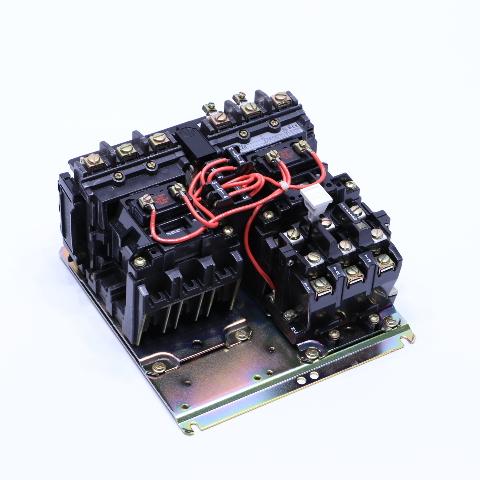 ALLEN BRADLEY 505-A0D SIZE 0 REVERSING MOTOR STARTER 3HP 3 HP 460-575 VAC 110/120 VAC 50/60 HZ