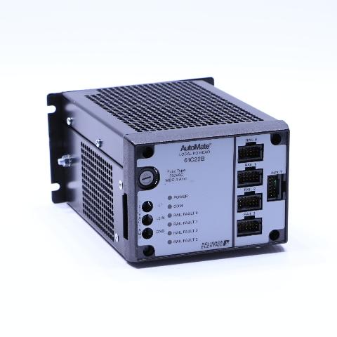 NEW RELIANCE ELECTRIC 61C22B AUTO LOCAL I/O HEAD 0.5 AMP 120 VAC 50/60 HZ